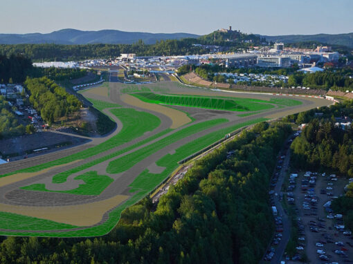 New Horizons – Nurburgring